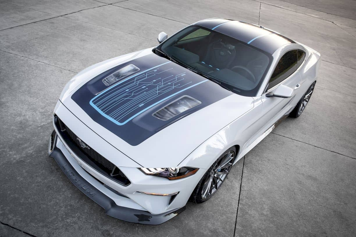 Ford Mustang Lithium 5
