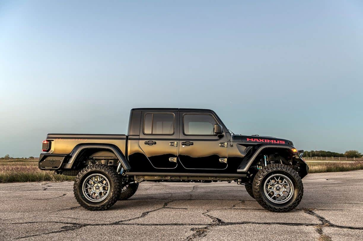 Hennessey Maximus: The Ultimate Jeep Gladiator