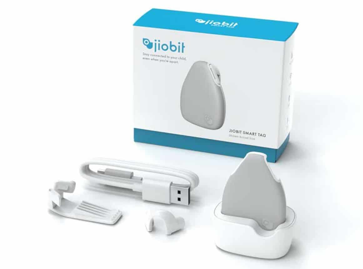 Jiobit Location Monitor 4