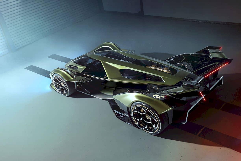 Lamborghini Lambo V12 Vision Gt 10