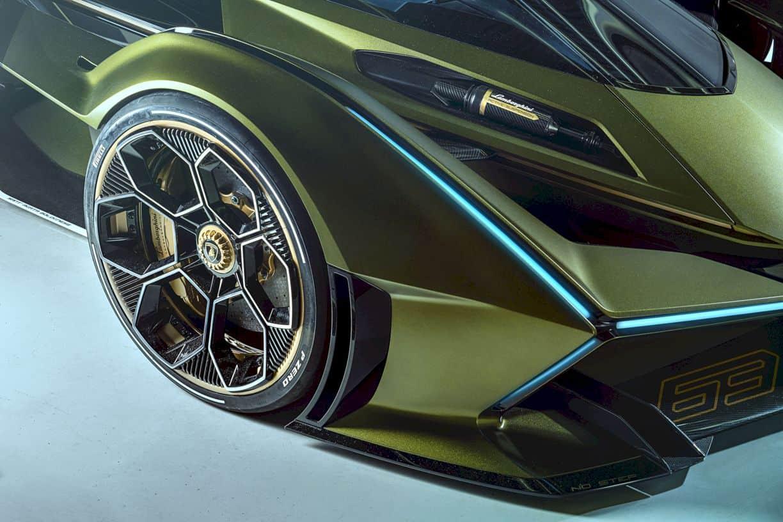 Lamborghini Lambo V12 Vision Gt 11
