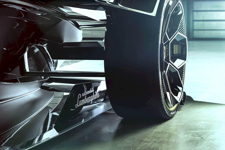 Lamborghini Lambo V12 Vision Gt 12
