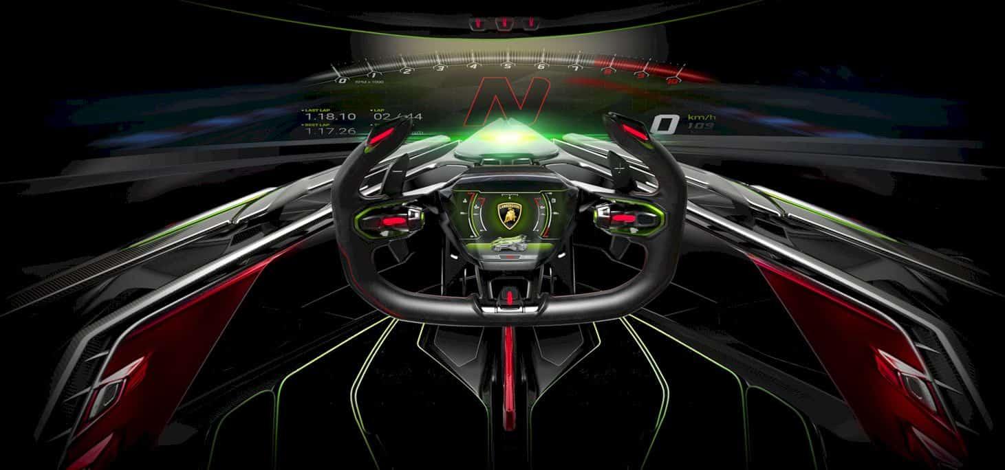 Lamborghini Lambo V12 Vision Gt 13
