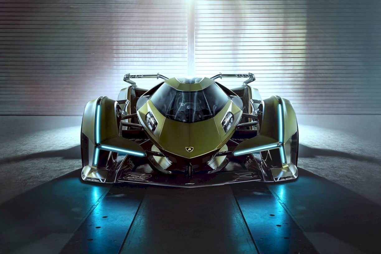 Lamborghini Lambo V12 Vision Gt 2