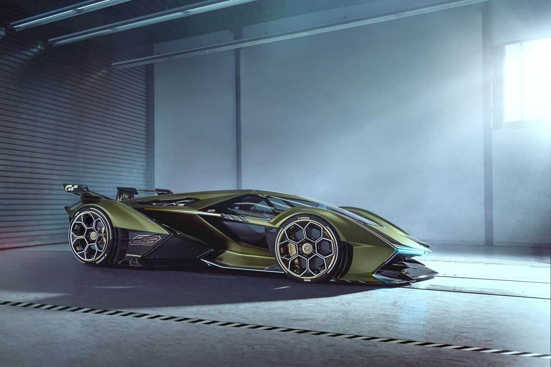 Lamborghini Lambo V12 Vision Gt 6
