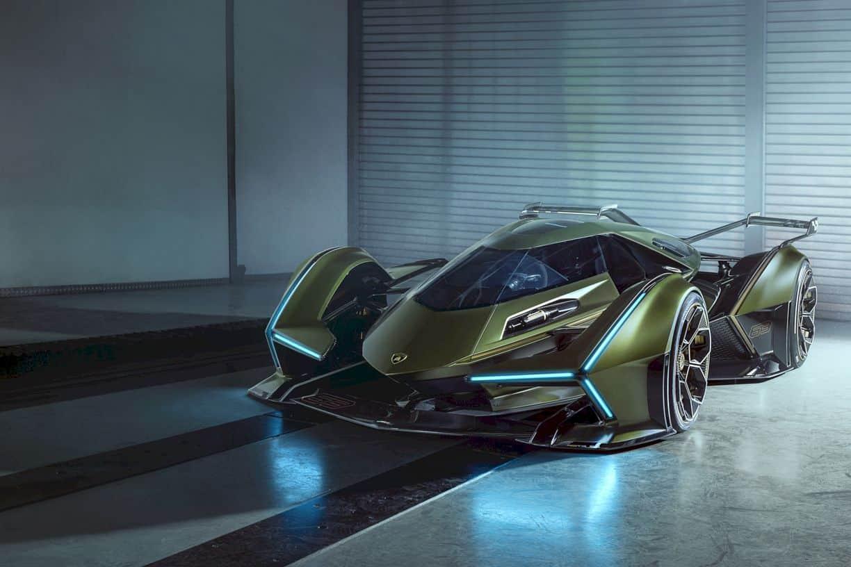 Lamborghini Lambo V12 Vision Gt 7