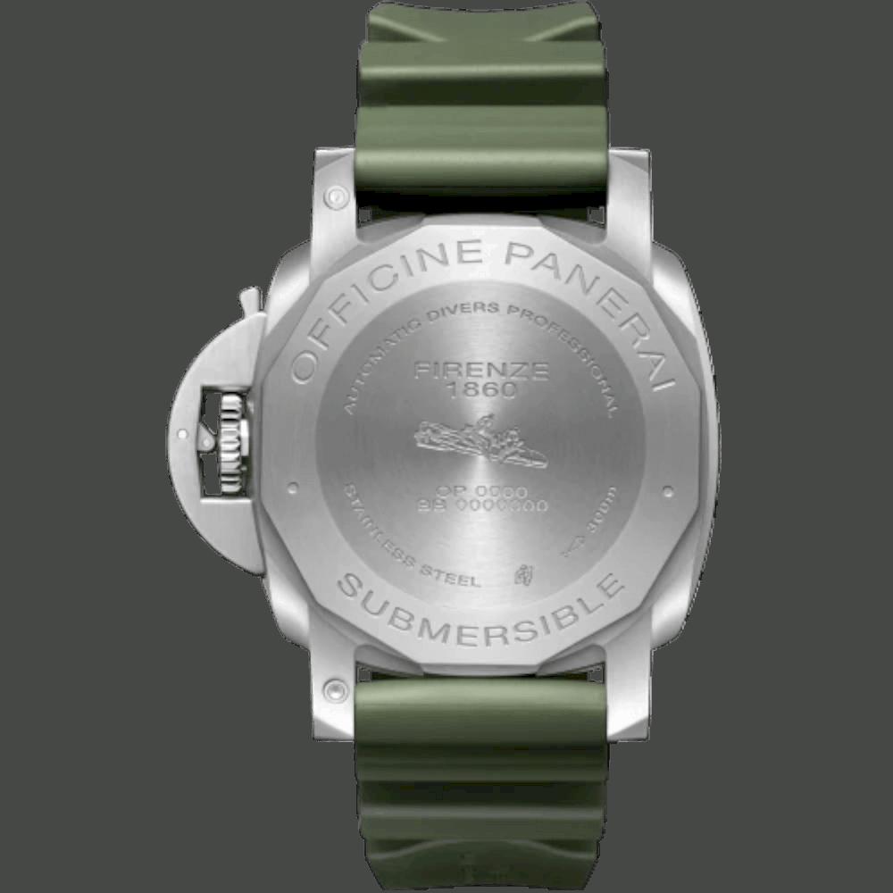 Panerai Submersible Verde Militare 15