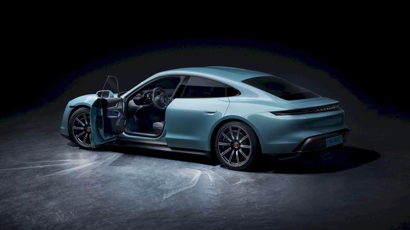 Porsche Taycan 4s 10