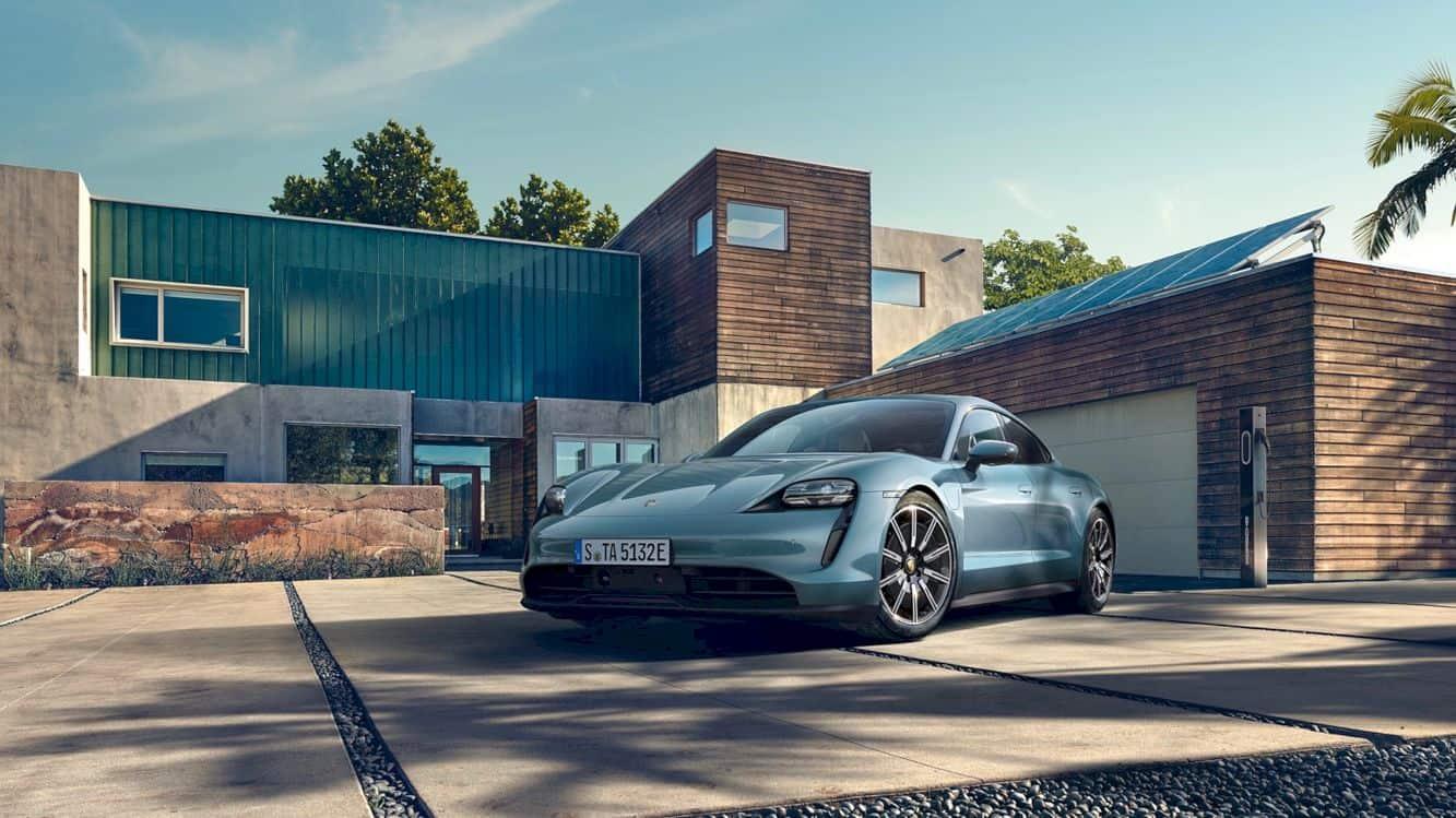 Porsche Taycan 4s 2