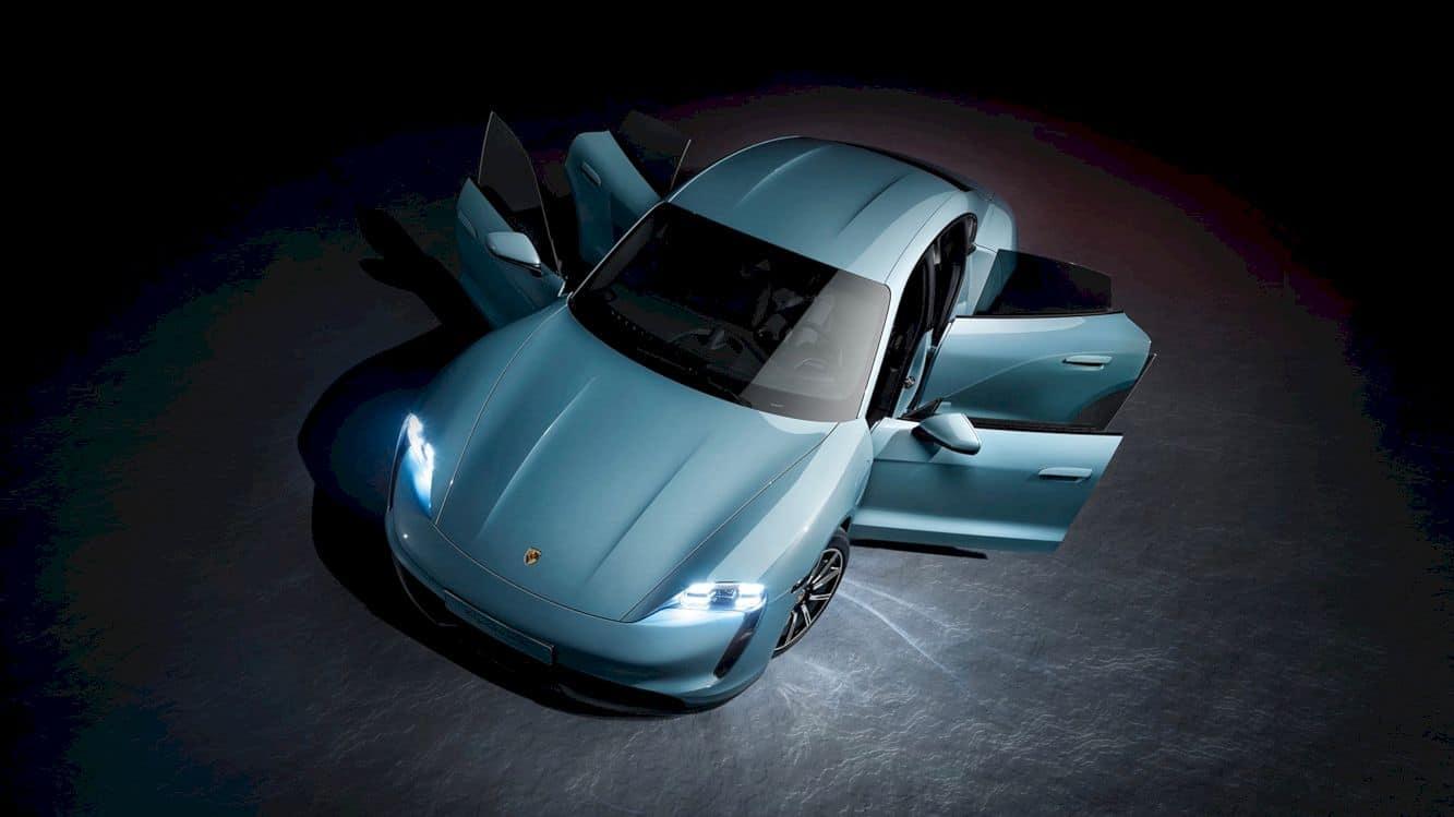 Porsche Taycan 4s 9