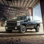 Silverado HD Carhartt Special Edition: The Ultimate Hard-Working Truck Designed to Tackle the Toughest Jobs
