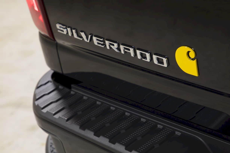 Silverado Hd Carhartt Special Edition 7