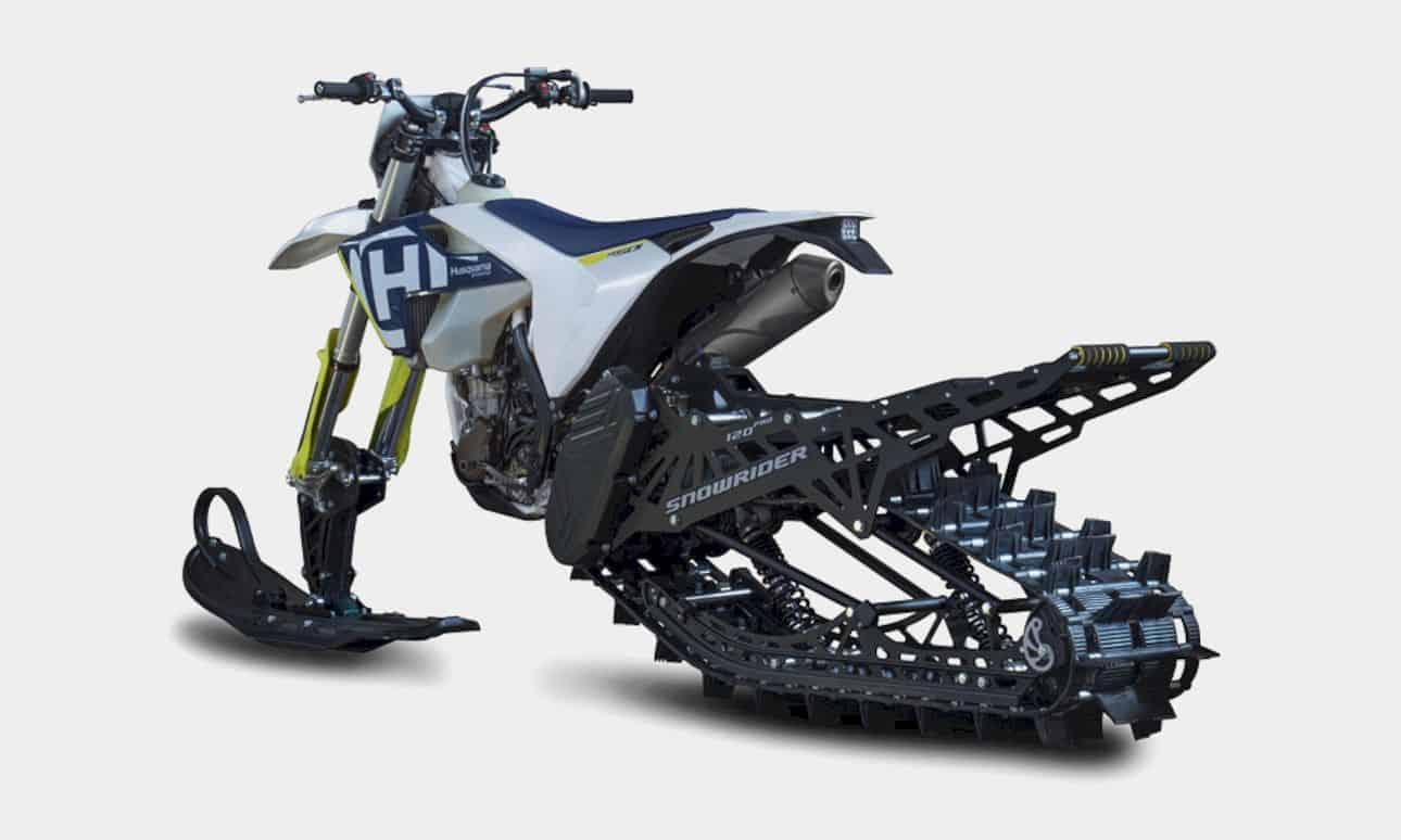 Snowrider Kit 4