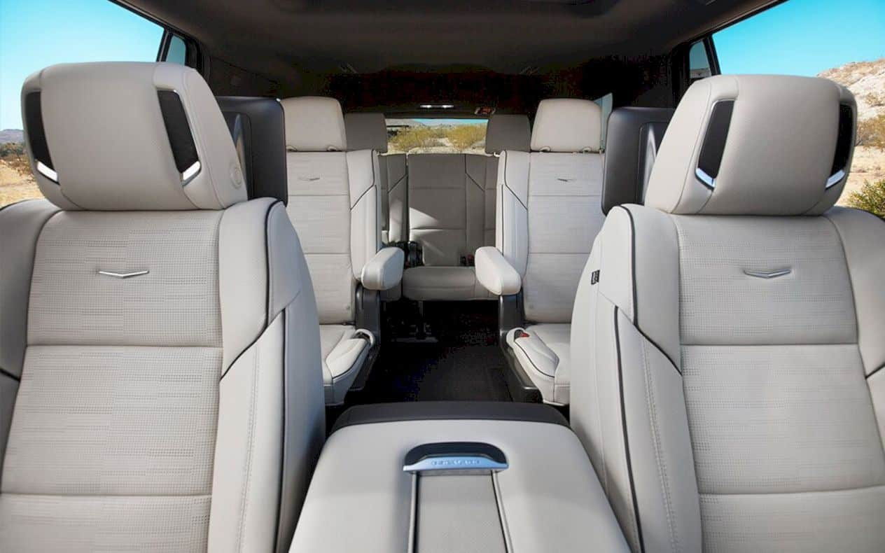 2021 Cadillac Escalade 1