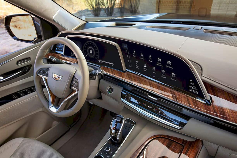 2021 Cadillac Escalade 6