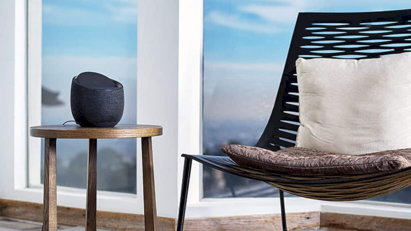 Belkin Soundform Elite Hi Fi Smart Speaker & Wireless Charger 10