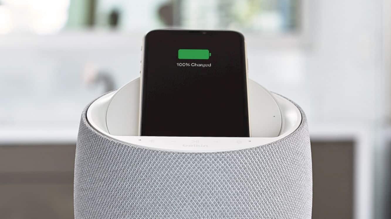 Belkin Soundform Elite Hi Fi Smart Speaker & Wireless Charger 7