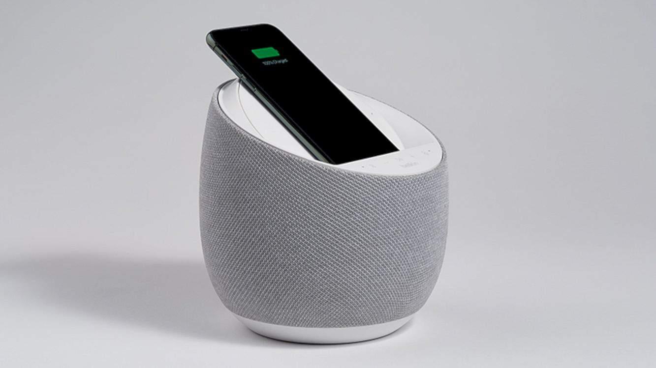 Belkin Soundform Elite Hi Fi Smart Speaker & Wireless Charger 8