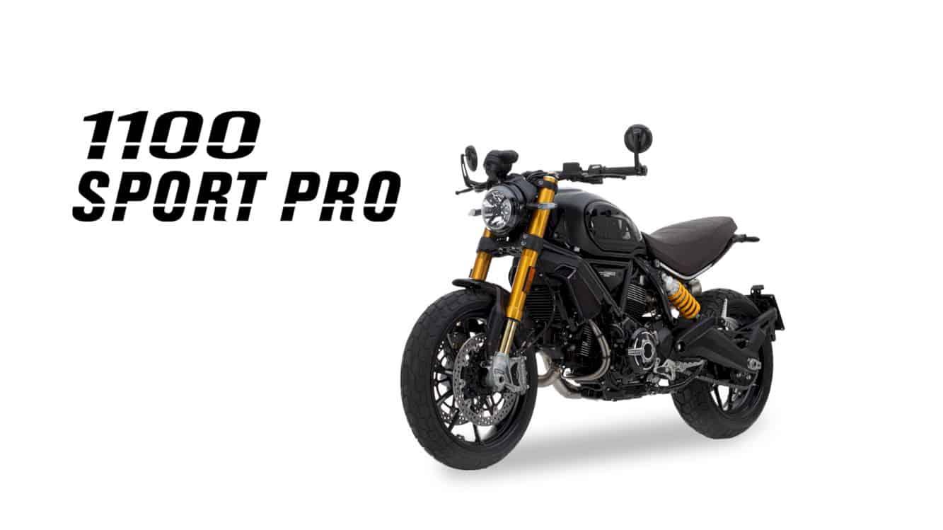 Ducati Scrambler 1100 Pro 1