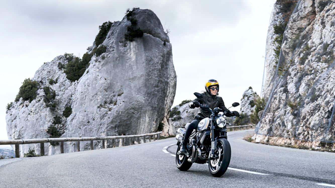 Ducati Scrambler 1100 Pro 5