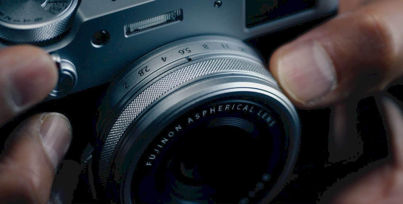 Fujifilm X100v 1