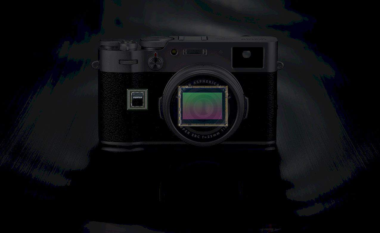 Fujifilm X100v 3