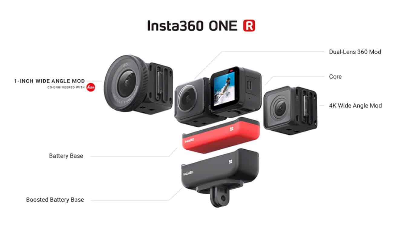 Insta360 One R Twin Edition 4
