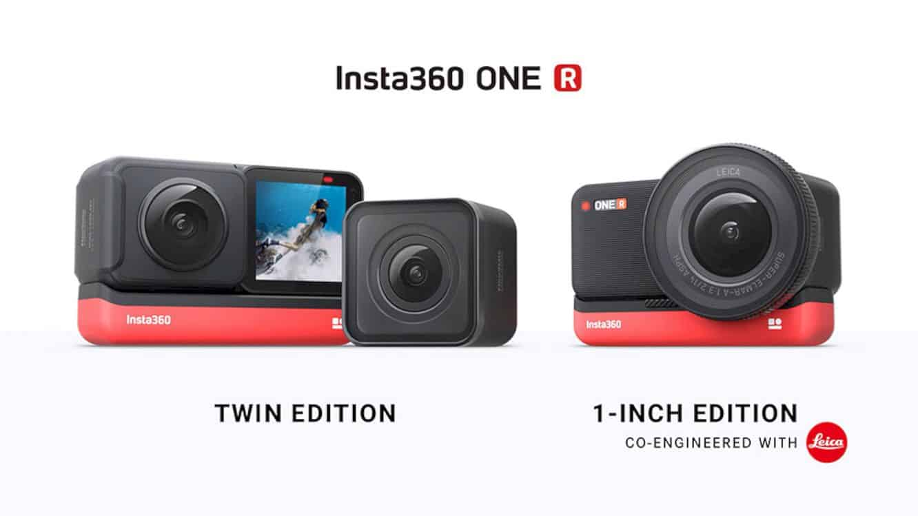 Insta360 One R Twin Edition 6