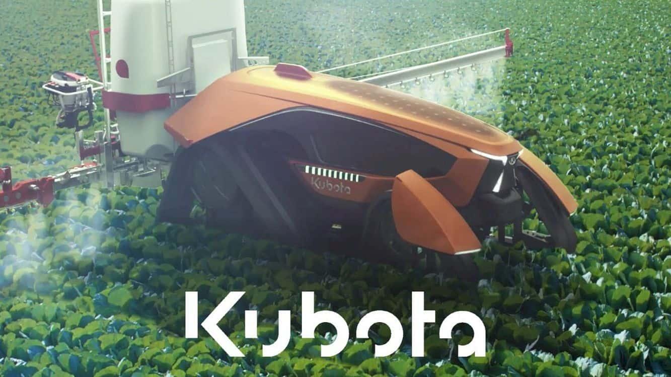 Kubota X Tractor 1