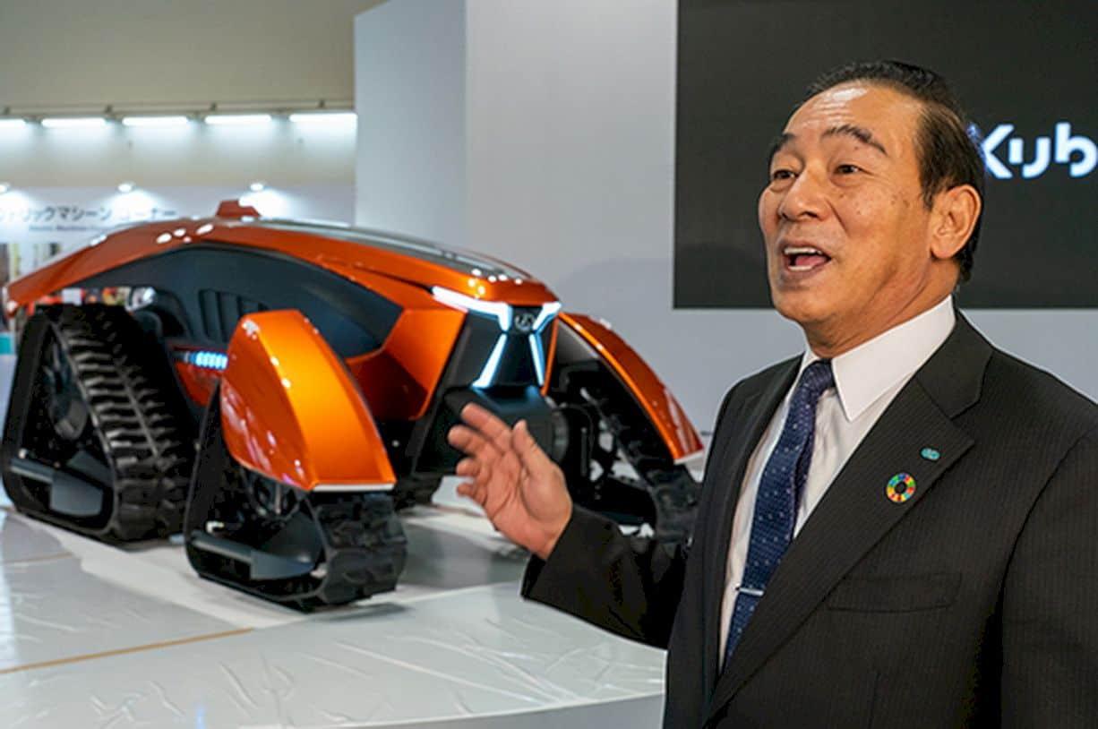 Kubota X Tractor 3