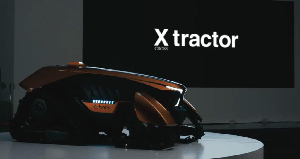 Kubota X Tractor 7