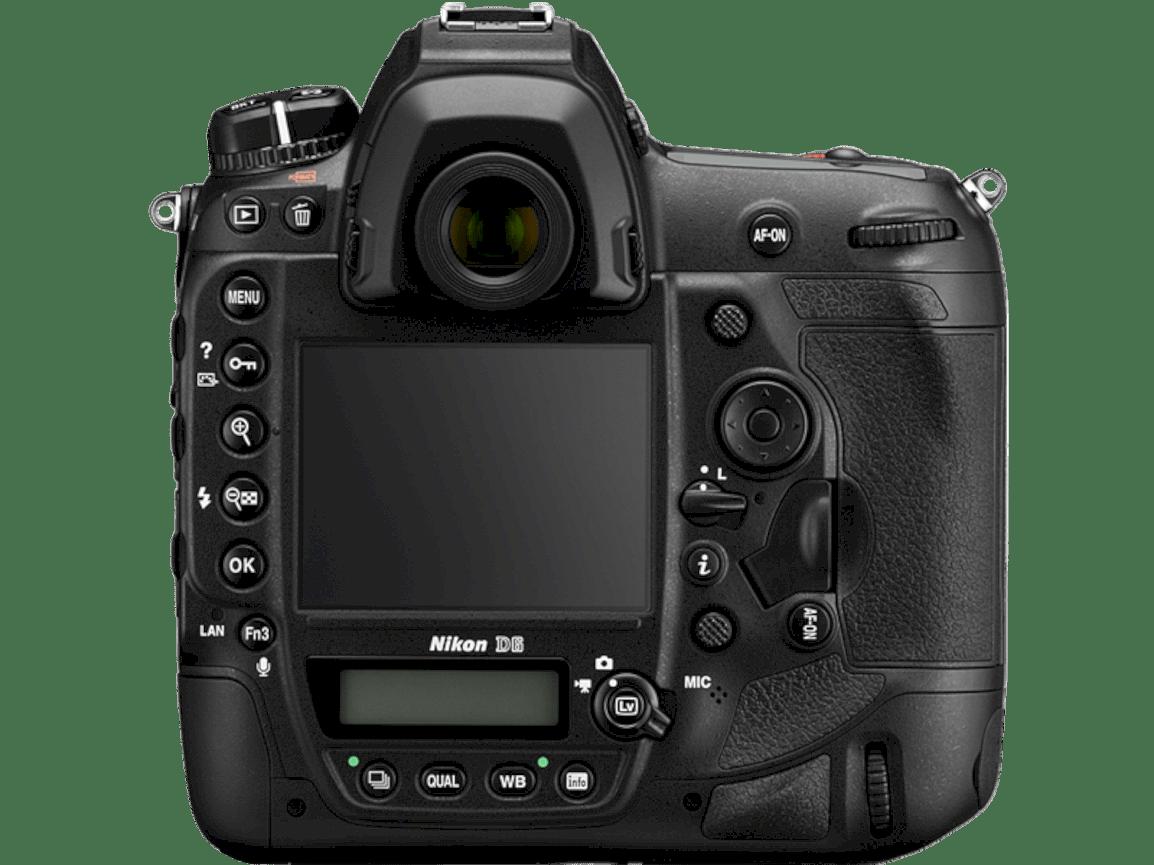 Nikon D Slr D6 1