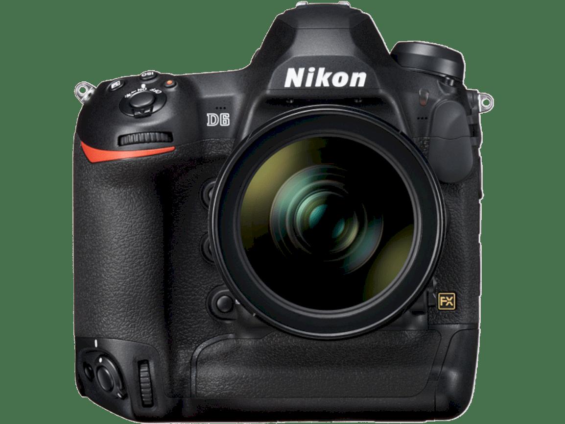 Nikon D Slr D6 2