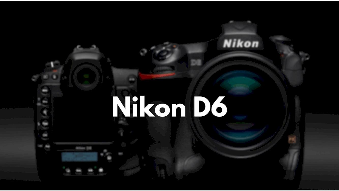 Nikon D Slr D6 3