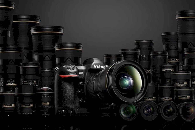 Nikon D Slr D6 4