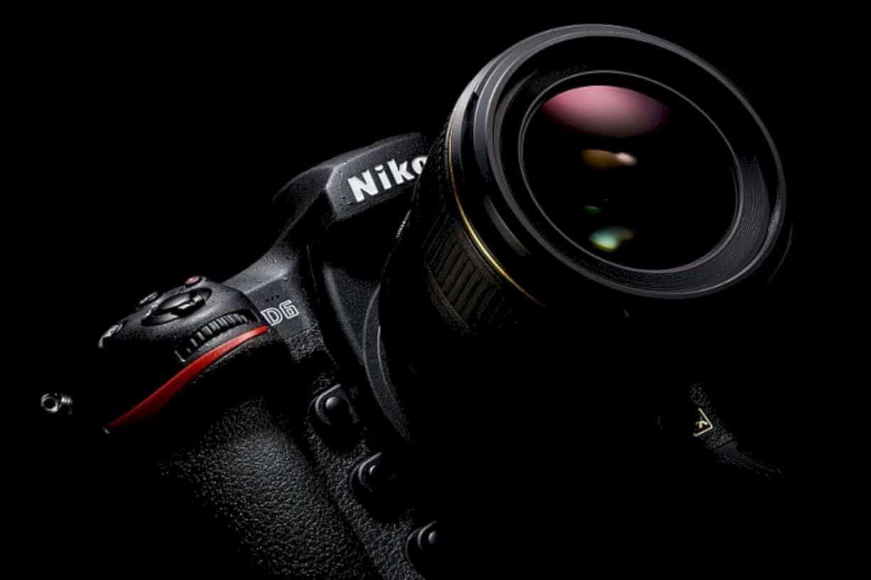 Nikon D Slr D6 5