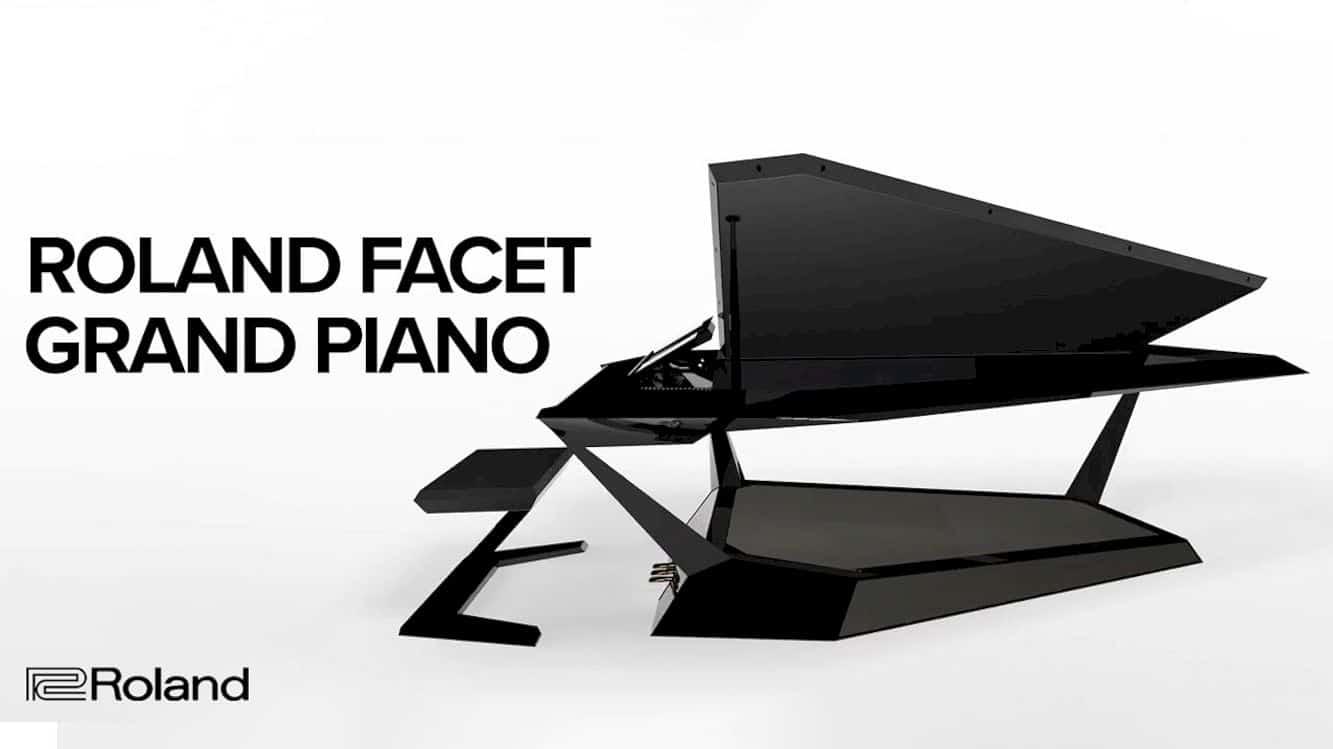 Roland Facet Grand Piano 3