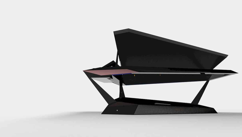 Roland Facet Grand Piano 5