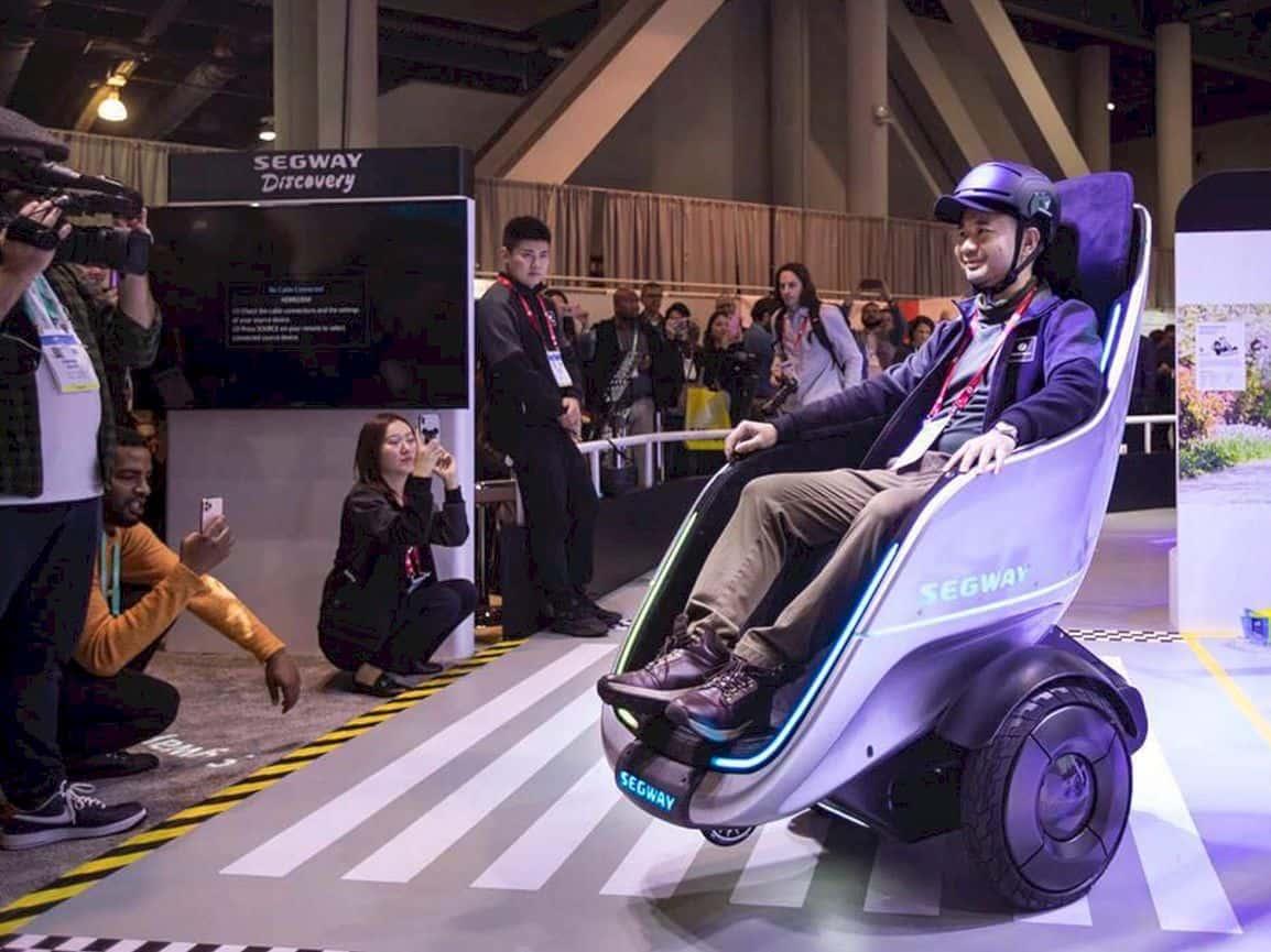 Segway S Pod Concept 5