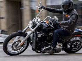 2020 Harley Davidson Softail Standard 1