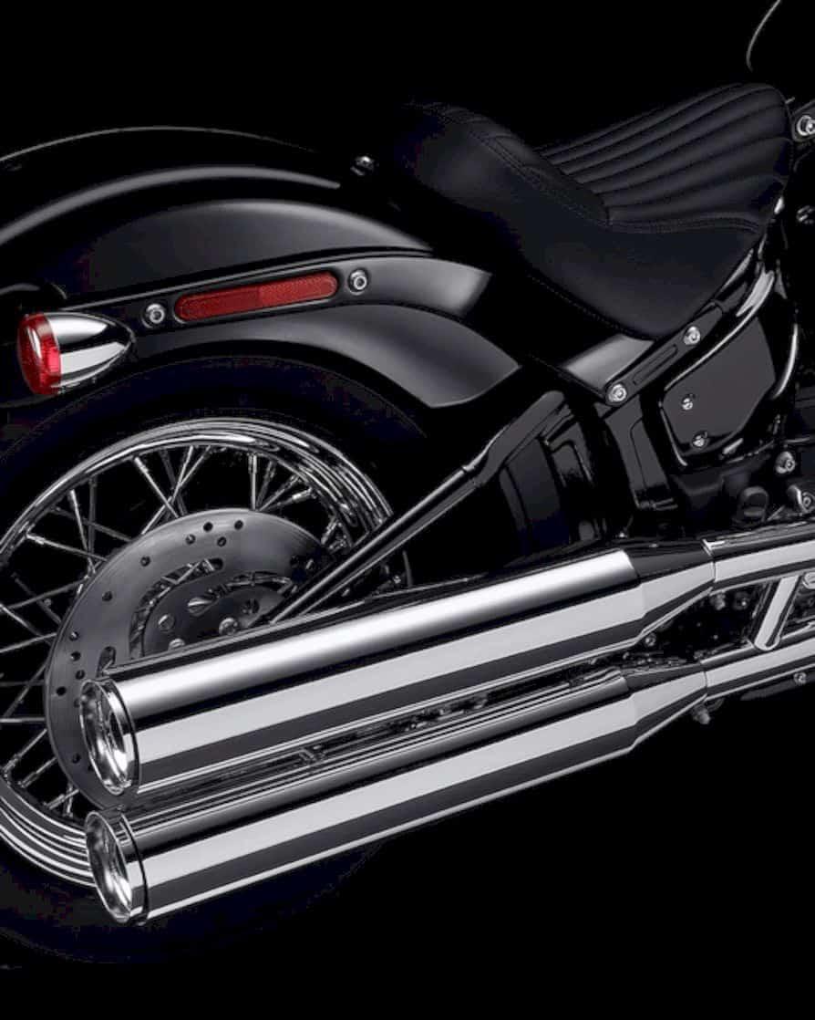 2020 Harley Davidson Softail Standard 4
