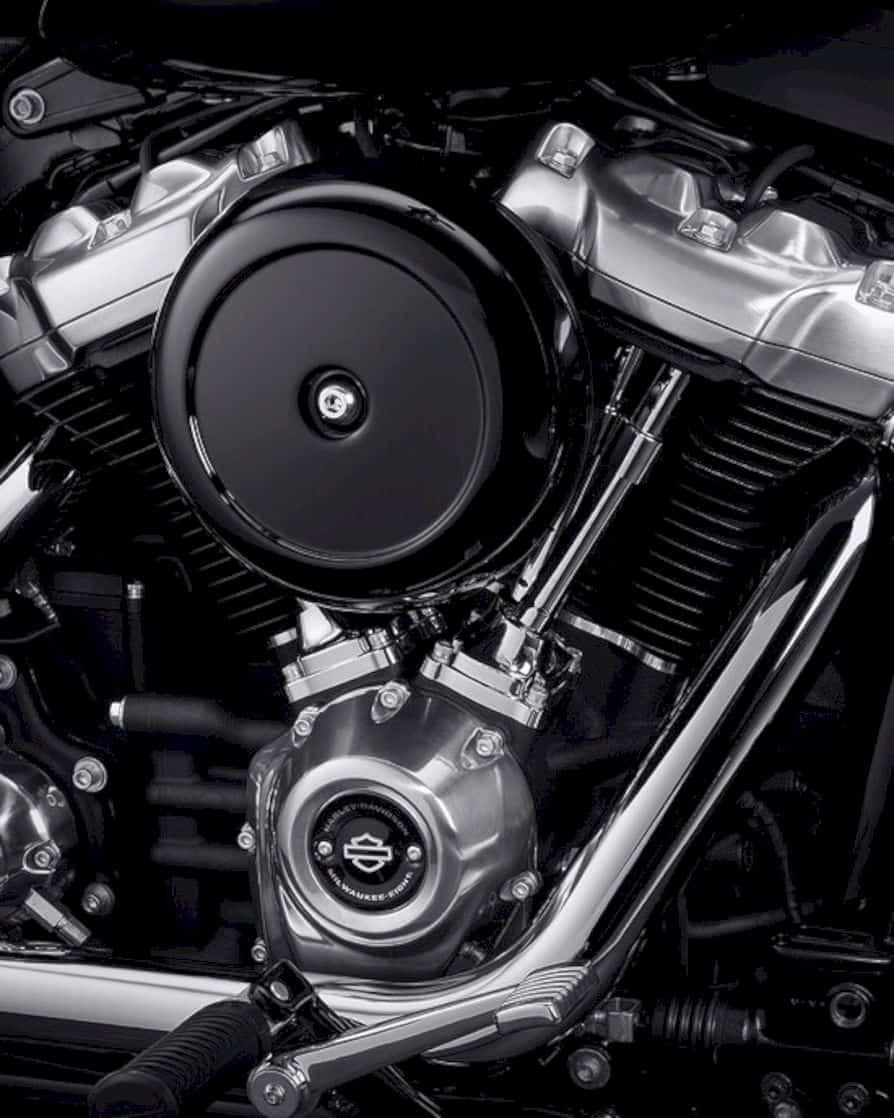 2020 Harley Davidson Softail Standard 8