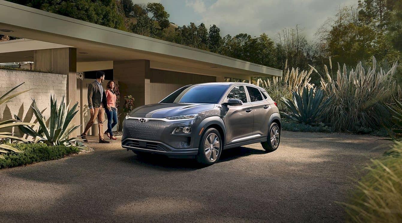 2020 Hyundai Kona Electric 1