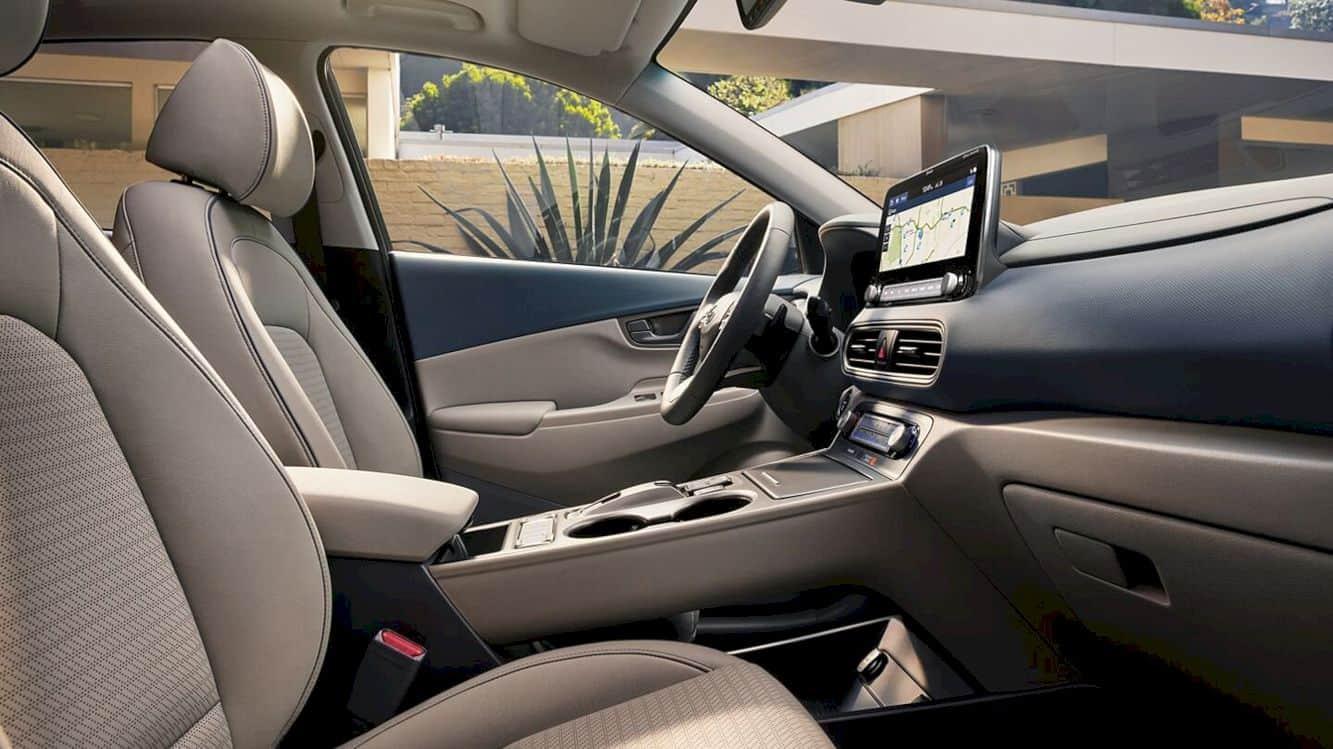 2020 Hyundai Kona Electric 4