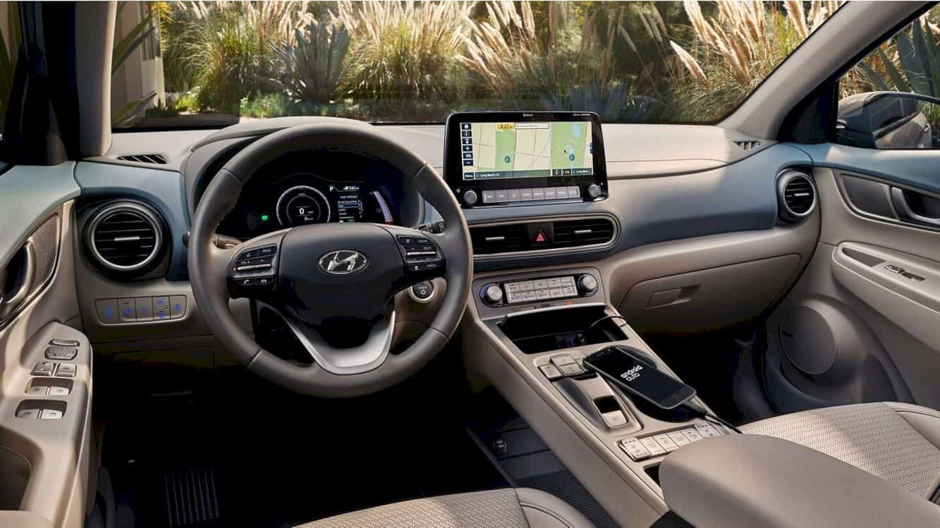 2020 Hyundai Kona Electric 5