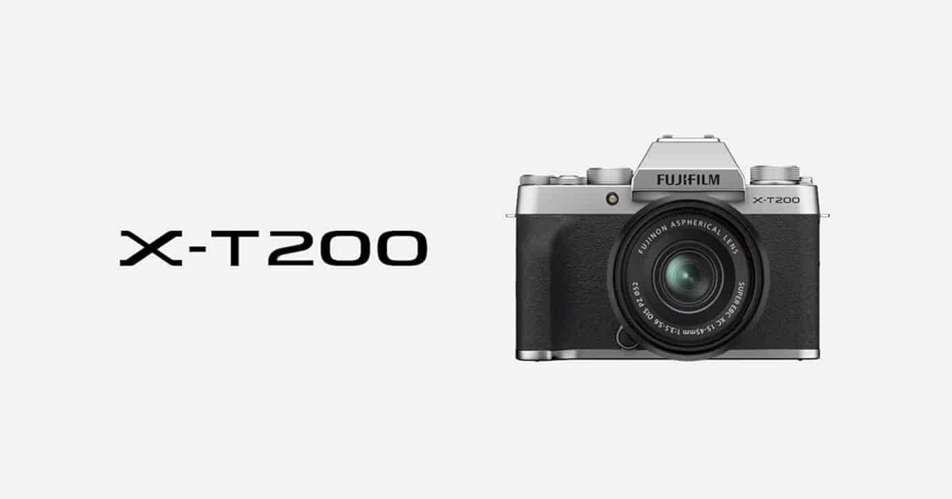 Fujifilm X T200 1
