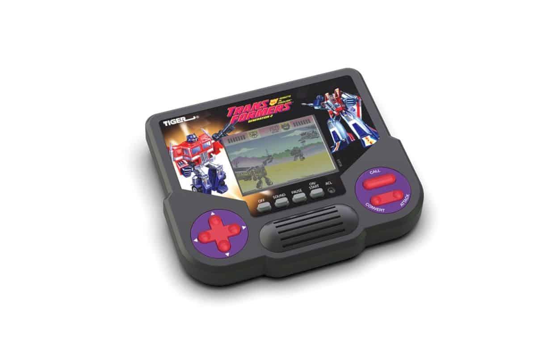 Hasbro Tiger Electronics Lcd Handheld 5