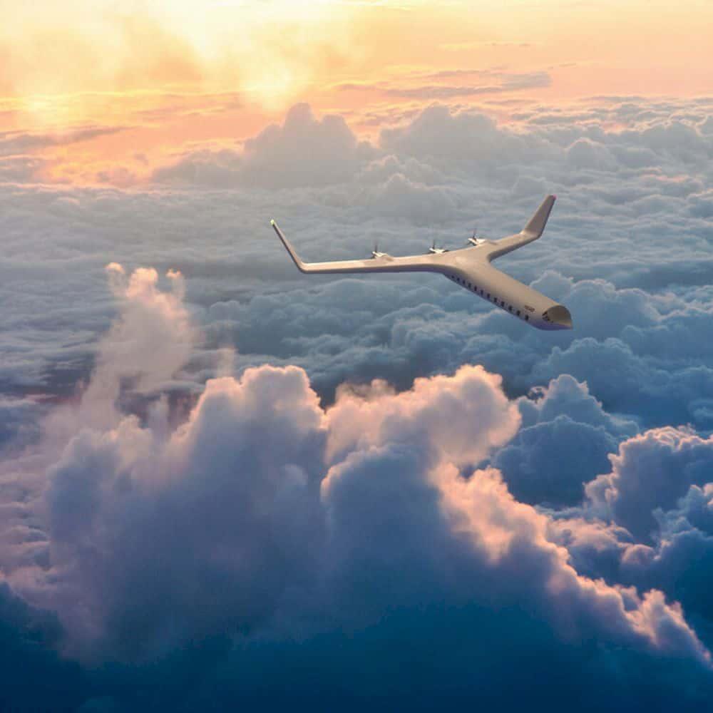 Her0 Zero Emission Passenger Plane 4