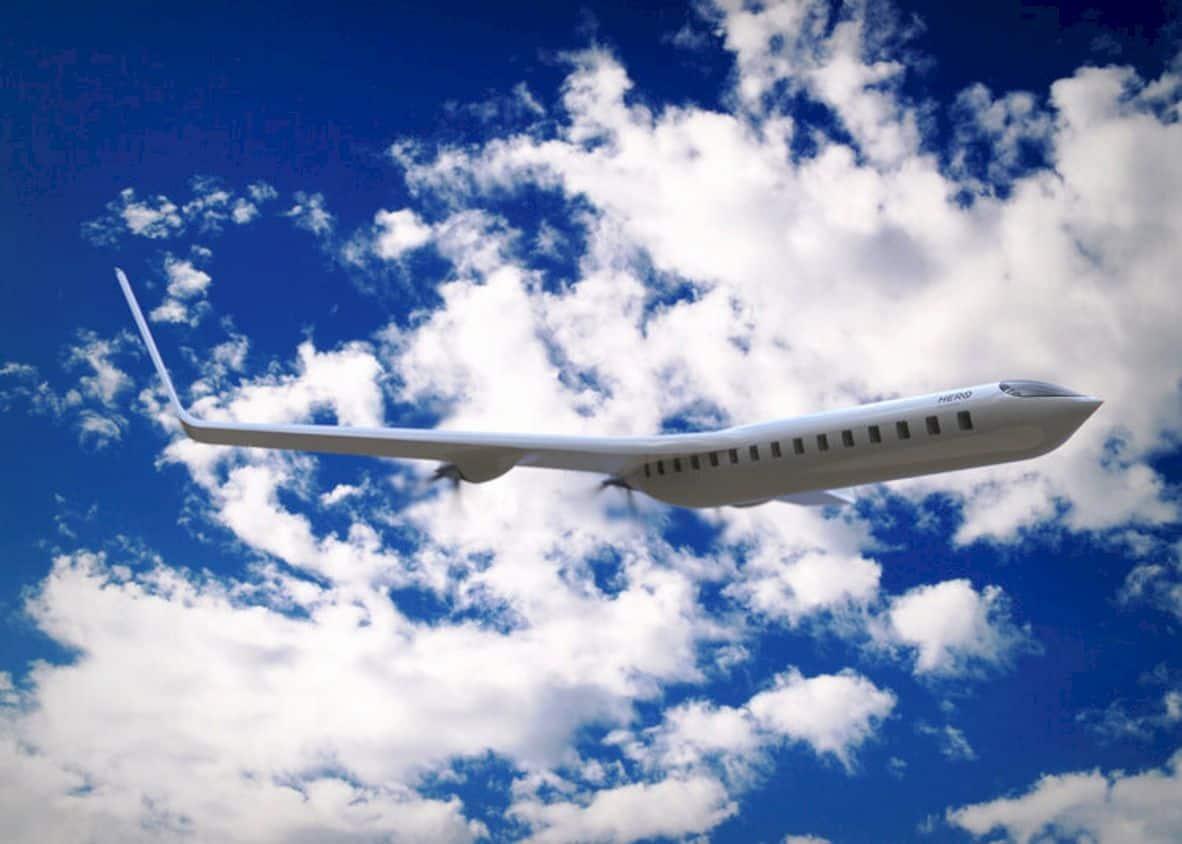 Her0 Zero Emission Passenger Plane 8