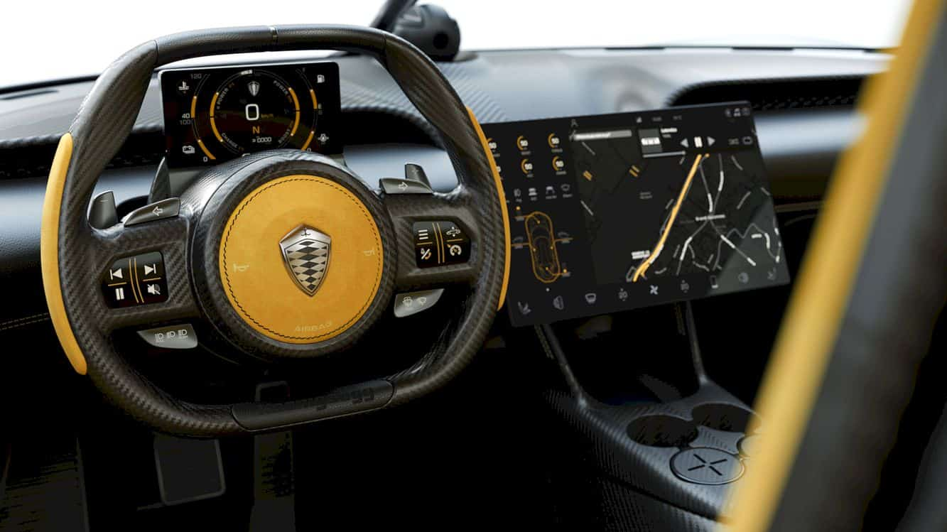 Koenigsegg Gemera 3